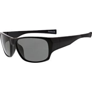 ハーレー サングラス・アイウェア アクセサリー メンズ Hurley Dawn Patrol Sunglasses Matte Black astyshop