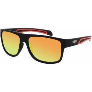 アウトルックアイウェア サングラス・アイウェア アクセサリー メンズ Outlook Eyewear Icon Sport Sunglasses Black/Faux/Yellow Smoke astyshop