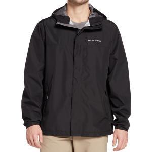 フィールドアンドストリーム ジャケット&ブルゾン アウター メンズ Field & Stream Men's Packable Rain Jacket Pure Black astyshop