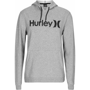 ハーレー パーカー・スウェットシャツ アウター メンズ Hurley Men's OAO Pullover Hoodie Dark Grey Heather astyshop