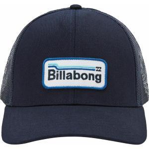ビラボン 帽子 アクセサリー メンズ Billabong Men's Walled Trucker Hat Navy|astyshop