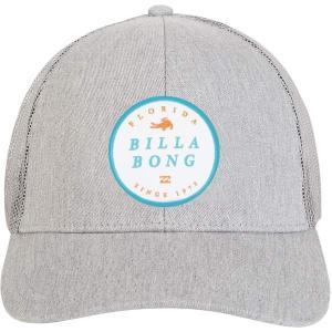 ビラボン 帽子 アクセサリー メンズ Billabong Men's Native Trucker Hat Florida|astyshop