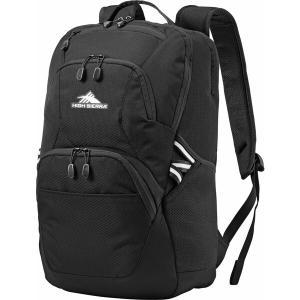 ハイシエラ バックパック・リュックサック バッグ メンズ High Sierra Swoop SG Backpack Black|astyshop
