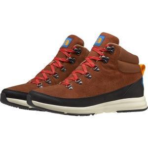 ノースフェイス ブーツ&レインブーツ シューズ メンズ The North Face Men's Back-To-Berkeley Redux Remtlz Lux Hiking Boots CaramelCafe|astyshop