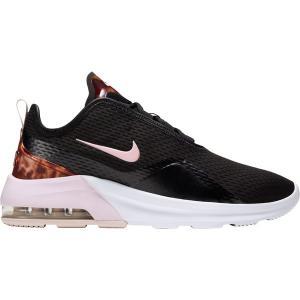 ナイキ スニーカー シューズ レディース Nike Women's Air Max Motion 2 Shoes Black/White/BarelyRose astyshop