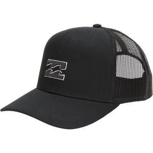 ビラボン 帽子 アクセサリー メンズ Billabong Men's All Day Trucker Hat Stealth|astyshop