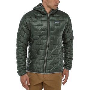 パタゴニア ジャケット&ブルゾン アウター メンズ Patagonia Men's Micro Puff Insulated Jacket Carbon|astyshop
