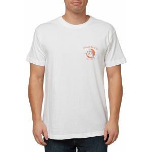 オニール Tシャツ トップス メンズ O'Neill Men's Pelican Sun T-Shirt White astyshop
