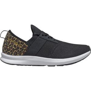 ニューバランス スニーカー シューズ レディース New Balance Women's Fuel Core NERGIZE Walking Shoes Black/Leopard astyshop