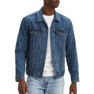 リーバイス ジャケット&ブルゾン アウター メンズ Levi's Men's Trucker Jacket Mayze|astyshop