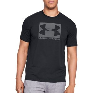 アンダーアーマー Tシャツ トップス メンズ Under Armour Men's Boxed Sportstyle Graphic T-Shirt (Regular and Big & Tall) Black astyshop