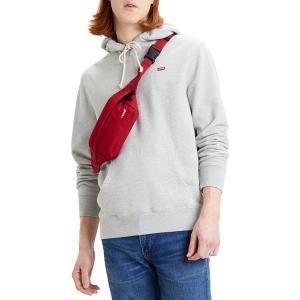 リーバイス パーカー・スウェットシャツ アウター メンズ Levi's Men's Original Pullover Hoodie Eco Gray|astyshop
