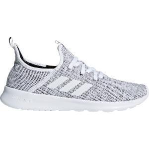 アディダス スニーカー シューズ レディース adidas Women's Cloudfoam Pure Shoes White/Black astyshop