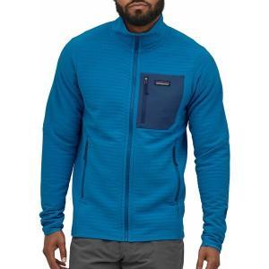 パタゴニア ジャケット&ブルゾン アウター メンズ Patagonia Men's R2 TechFace Jacket Andes Blue astyshop
