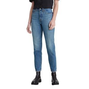 リーバイス カジュアルパンツ ボトムス レディース Levi's Women's Premium Wedgie Fit Jeans Athens Shut it|astyshop