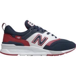 ニューバランス スニーカー シューズ メンズ New Balance Men's 997 H Shoes Navy/Red/White astyshop