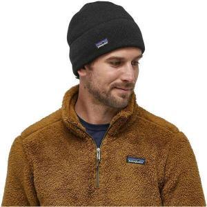 パタゴニア 帽子 アクセサリー メンズ Patagonia Men's Better Sweater Beanie Black astyshop