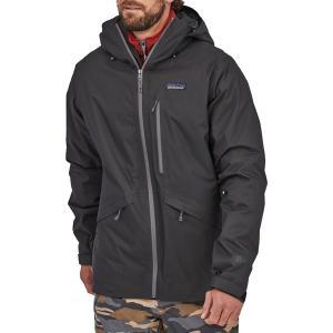 パタゴニア ジャケット&ブルゾン アウター メンズ Patagonia Men's Snowshot Insulated Jacket Black astyshop