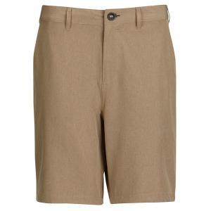 ビラボン ハーフ&ショーツ ボトムス メンズ Billabong Men's Sandpiper Stretch Shorts Gravel Heather|astyshop