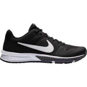 ナイキ シューズ メンズ 野球 Nike Men's Alpha Huarache Varsity Turf Baseball Cleats Black/Grey|astyshop