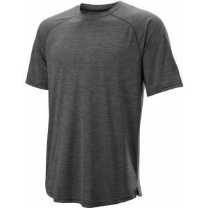 エボシールド Tシャツ トップス メンズ EvoShield Men's Pro Team Training Tee 2.0 Charcoal astyshop