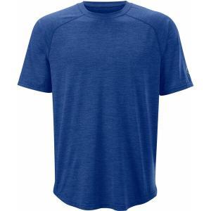 エボシールド Tシャツ トップス メンズ EvoShield Men's Pro Team Training Tee 2.0 Royal astyshop