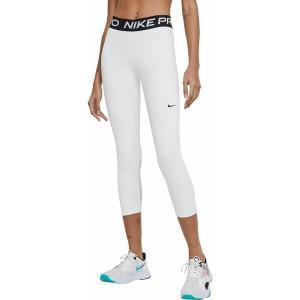 ナイキ カジュアルパンツ ボトムス レディース Nike Women's Pro 365 Crop Tights White astyshop