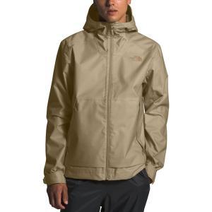 ノースフェイス ジャケット&ブルゾン アウター メンズ The North Face Men's Millerton Rain Jacket TwillBeige|astyshop