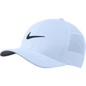 ナイキ 帽子 アクセサリー メンズ Nike Men's Aerobill Classic99 Perforated Golf Hat Hydrogen Blue astyshop