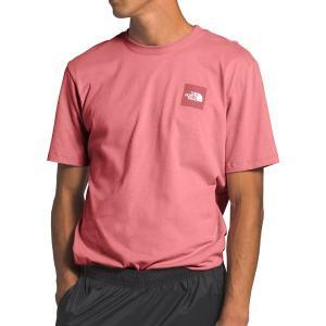 ノースフェイス Tシャツ トップス メンズ The North Face Men's Red Box T-Shirt Mauveglow astyshop