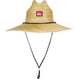 クイックシルバー 帽子 アクセサリー メンズ Quiksilver Men's Pierside Hat Natural astyshop