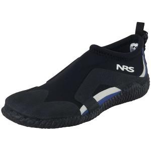 エヌアールエス ブーツ&レインブーツ メンズ シューズ NRS Men's Kicker Remix Wetshoe Black / Blue|astyshop