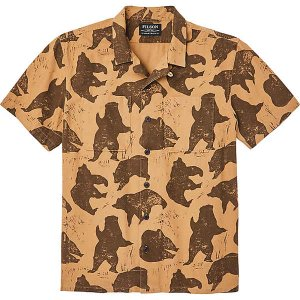 フィルソン シャツ メンズ トップス Filson Men's Northwest Camp Shirt Bear|astyshop