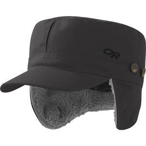 アウトドアリサーチ 帽子 レディース アクセサリー Outdoor Research Wilson Yukon Cap Storm|astyshop