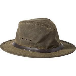 フィルソン 帽子 メンズ アクセサリー Filson Tin Packer Hat Otter Green astyshop