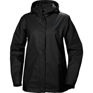 ヘリーハンセン ジャケット・ブルゾン レディース アウター Helly Hansen Women's Moss Jacket Black|astyshop