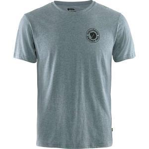 フェールラーベン Tシャツ メンズ トップス Fjallraven Men's 1960 Logo T-Shirt Uncle Blue / Melange astyshop