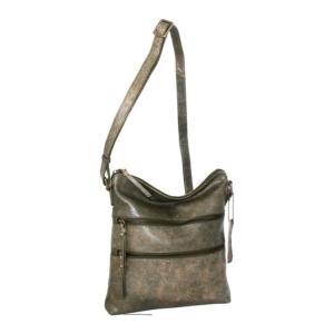 ニノボッシ レディース 財布 アクセサリー Zuri Leather Crossbody Bag Green astyshop