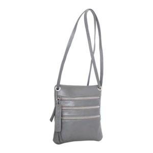 ニノボッシ レディース 財布 アクセサリー Carolina Crossbody Bag Stone Leather astyshop