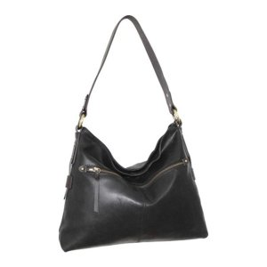ニノボッシ レディース 財布 アクセサリー Deanne Leather Shoulder Bag Black astyshop