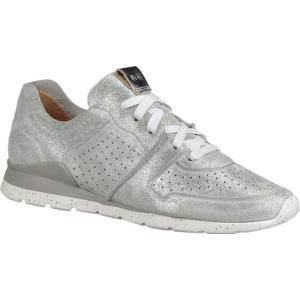 アグ レディース スニーカー シューズ Tye Sneaker Silver Stardust Leather astyshop