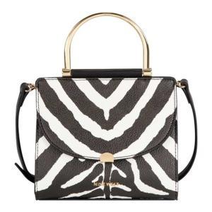 ナインウェスト レディース 財布 アクセサリー Lorelai Mini Top Handle Crossbody Bag Zebra astyshop