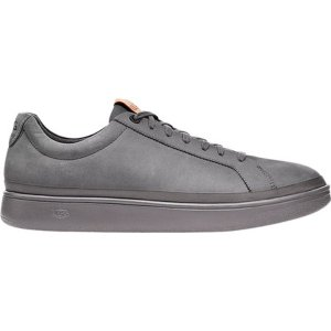アグ メンズ スニーカー シューズ Cali Low Waterproof Sneaker Metal Full Grain Leather astyshop