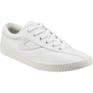 トレトン メンズ スニーカー シューズ NylitePlus Sneaker Vintage White/White Denim astyshop