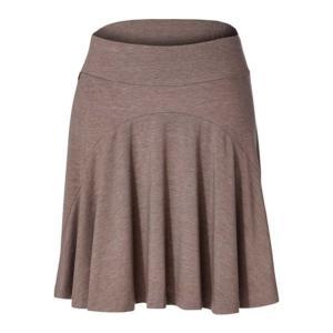 ロイヤルロビンズ レディース スカート ボトムス Essential Tencel Pleated Skirt reddish‐brown Heather|astyshop