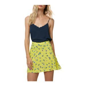 オニール レディース スカート ボトムス Sindra Floral Skirt Bright Lemon|astyshop