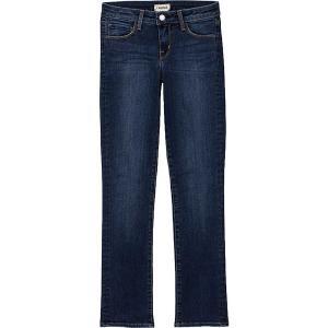 ラジャンス レディース デニム ボトムス Coco Mid-Rise Straight Leg Jean True Blue True Blue|astyshop