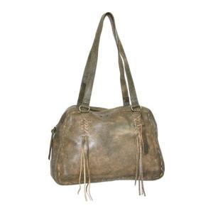 ニノボッシ レディース 財布 アクセサリー Yara Leather Bowler Bag Green astyshop