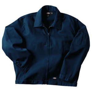ディッキーズ メンズ ジャケット&ブルゾン アウター Unlined Eisenhower Jacket Dark Navy|astyshop