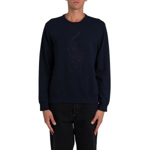 ラルフローレン ニット、セーター メンズ アウター Logo Sweatshirt -